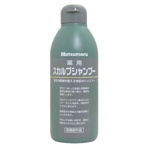 ハツモール 薬用スカルプシャンプー 300ml.jpg